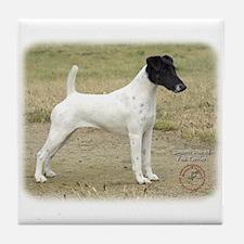 Fox Terrier 9P011D-093 Tile Coaster