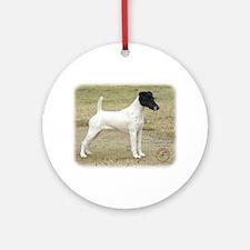 Fox Terrier 9P011D-093 Ornament (Round)