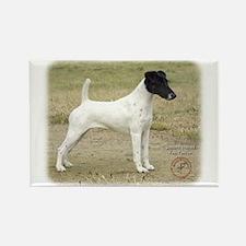 Fox Terrier 9P011D-093 Rectangle Magnet (10 pack)