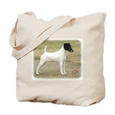 Fox Terrier 9P011D-093 Tote Bag