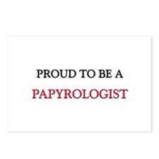 Proud to be a Papyrologist Postcards (Package of 8