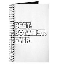 """Best. Botanist. Ever."" Journal"