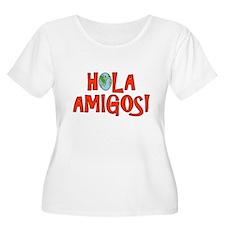 Hello Friends Spanish T-Shirt