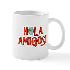 Hello Friends Spanish Mug