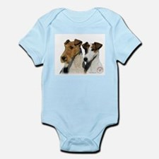 Fox Terrier 9T008D-30 Infant Bodysuit