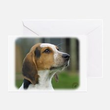 Foxhound 9C005D-07 Greeting Card