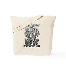 John 14:6 German Tote Bag