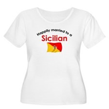 Happily Married Sicilian 2 T-Shirt