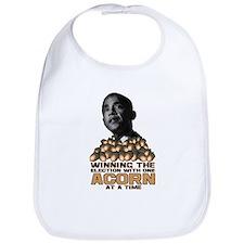Obama - Acorn Bib