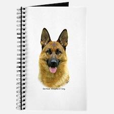 German Shepherd 9B51D-11 Journal