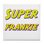 Super frankie Tile Coaster
