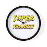 Super frankie Wall Clock