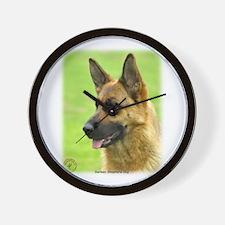 German Shepherd Dog 9B50D-20 Wall Clock