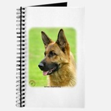 German Shepherd Dog 9B50D-20 Journal