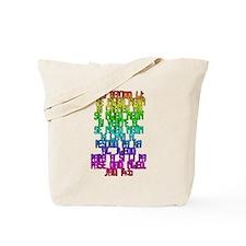 John 14:6 Haitian Creole Tote Bag