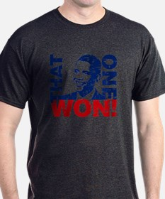 Obama, That One Won T-Shirt