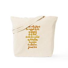 John 14:6 Hungarian Tote Bag