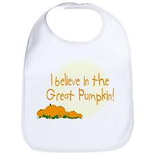 Great Pumpkin Bib