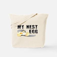 My Nest Egg Tote Bag