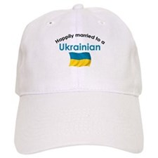 Happily Married Ukrainian 2 Baseball Baseball Cap