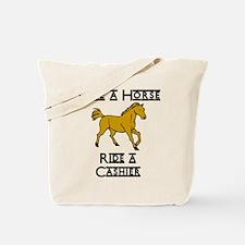 Ride an Cashier Tote Bag