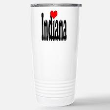 I love Indiana Stainless Steel Travel Mug