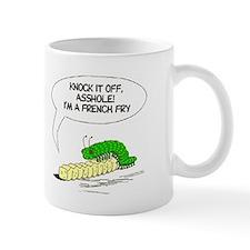 frenchfry asshole Mug