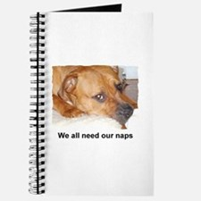 WE ALL NEED OUR NAPS Journal