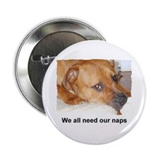 """WE ALL NEED OUR NAPS 2.25"""" Button (100 pack)"""