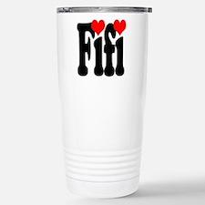 I love Fifi Travel Mug