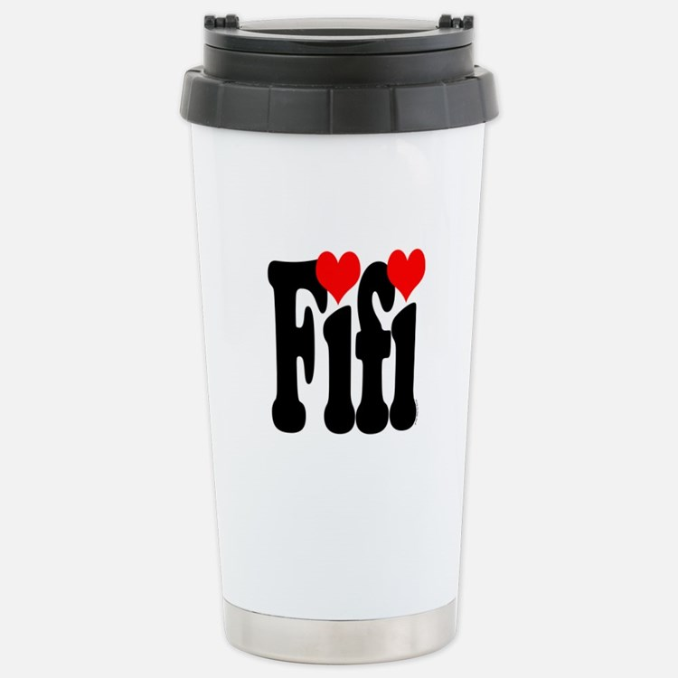 I love Fifi Travel Mug