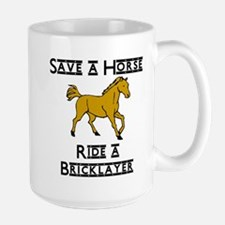 Bricklayer Mug