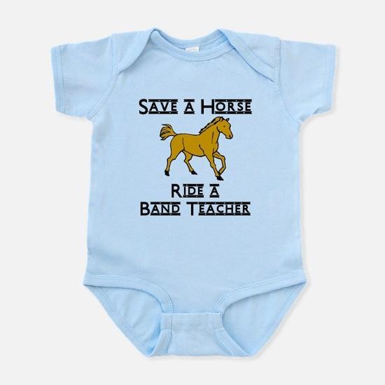 Band Teacher Infant Bodysuit