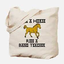 Band Teacher Tote Bag