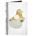 English Trumpeter Cream Bar Journal