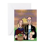 Harvest Time Greeting Cards (Pk of 20)