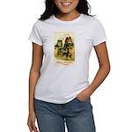 Collie Christmas Women's T-Shirt