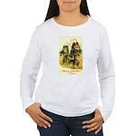 Collie Christmas Women's Long Sleeve T-Shirt