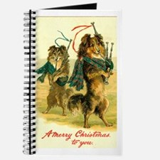 Collie Christmas Journal