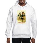 Collie Christmas Hooded Sweatshirt