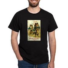 Collie Christmas T-Shirt