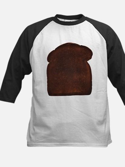 Burnt Toast Kids Baseball Jersey