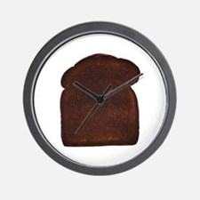 Burnt Toast Wall Clock