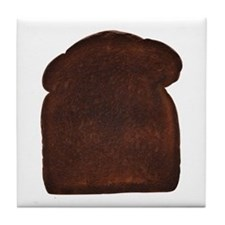 Burnt Toast Tile Coaster