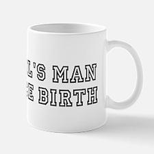 april's man since birth Mug