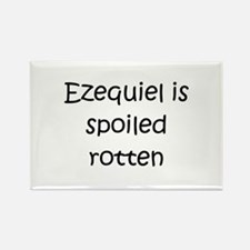 Cute Ezequiel Rectangle Magnet