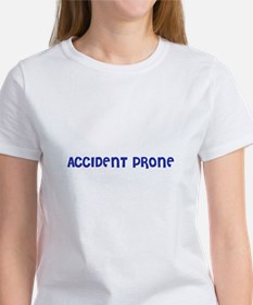 Accident prone Tee