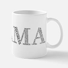 Typo Cram Obama Mug