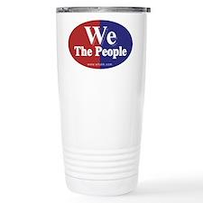 Unique We the people Travel Mug
