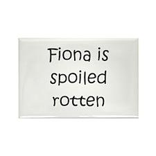 Unique Fiona Rectangle Magnet